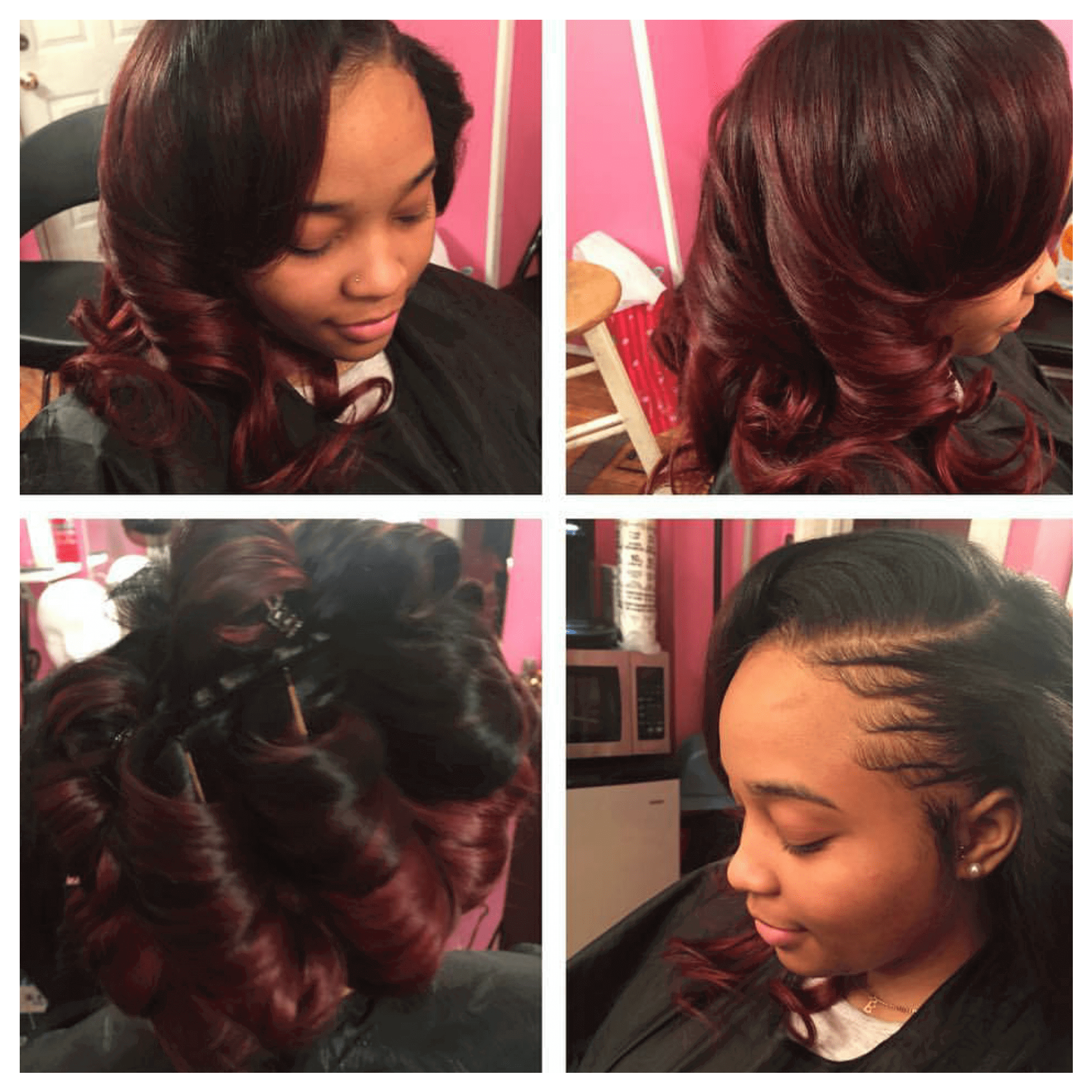 Intriguing Bodywave 12/14/16 custom color with traditional
